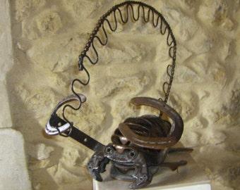"Sculpture metal ""el scorpio"""
