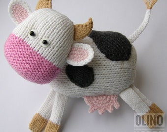 Knitting Patterns For Toys On Etsy : Toy knitting pattern Etsy