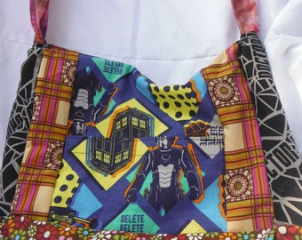 Doctor Who Purse