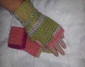 Wool fingerless gloves, fingerless mittens, driving gloves, driving mittens, texting gloves, texting mittens, typing gloves, typing mittens
