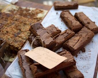 Brownies in Bath, England
