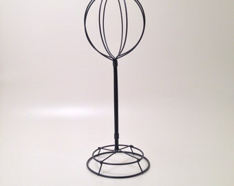 Wire Hat Stand 16""
