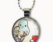 Literary Gift for Book Lover Gift for Reader Gifts Book Nerd Jewelry Literary Jewelry