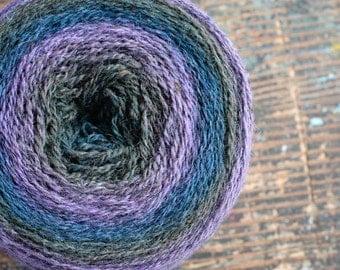 Pure wool knitting yarn - 100 g