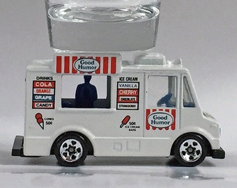 The ORIGINAL Hot Shot, Shot Glass, Good Humor Truck, Hot Wheel Car