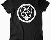 Steal Your Soul  Anti-Grateful Dead T-Shirt  by Print Mafia®