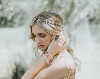 Wedding Hair Wreaths Tiaras