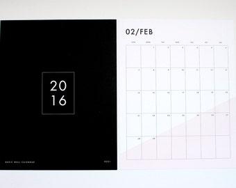 SALE! 2016 calendar - basic