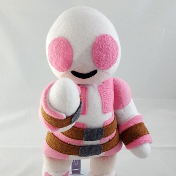 Cuddly Plush Cutest Merc