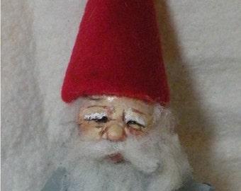 Gnome, Life Sized.