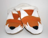 Fox Sweater Slippers - Made to Order