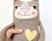 Cashmere Sweater Kitty