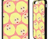 DOLLY PARTON or ZIGGY or purple rain or anyone of my illustrations phone case hard or rubber... original illustrations