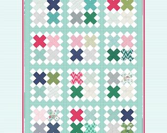 Cross Stitch PAPER pattern 714