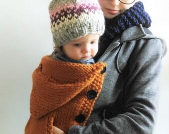 Babywearing Coat Extender Pattern