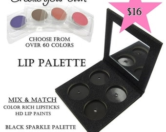 Create Your Own Lip Palette