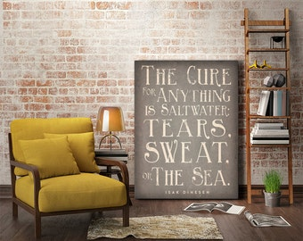 """Custom MADE TO ORDER Quotable Canvas Wall Art - 1.5"""" Ready-To-Hang Canvas Panel"""