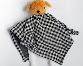 waldorf-inspired soft bodied dog