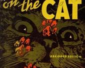 BLOOD ON the CAT, Vintage Pulp Paperback Digest, 1946