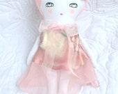 Nursery Decor Girls - Gift for Her - Baby Shower - Heirloom Ragdoll - Gift for  Girls - Soft Doll