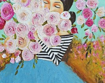 Garden of delights- Canvas Print