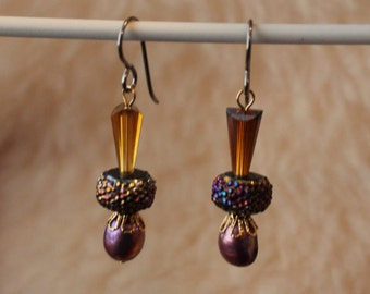 Hypoallergenic Earrings - Amorous - Surgical Steel Earrings, Titanium Earrings, OR Niobium Earrings for Sensitive Ears