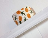 Pineapple Jewelry - Bangle Bracelets with Pineapples - Totally Tropical Bracelet - Pineapple Princess Bangle - Pineapple Fashion Jewelry