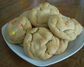 Triple Peanut Butter Indulgence, Gourmet cookies, peanut butter cookies, fresh baked from scratch