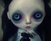 OOAK - Handmade -Collectible - Clay Jointed -Art doll-Aida