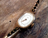 Vintage Ladies watch Luch from Belarus women's watch