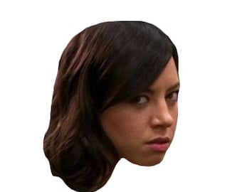 April Ludgate Babe Magnet