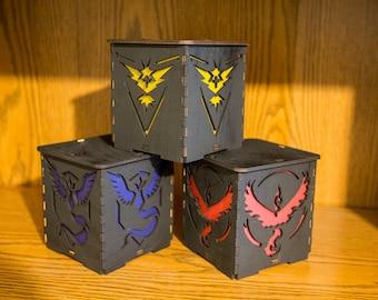 Pokemon Go Team Lanterns