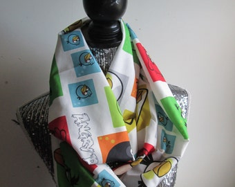 Angry Birds Infinity Scarf