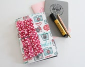 camera happy instagram inspired MPruffledori  -- fauxdori traveler's notebook