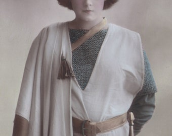 """Miss Lily Brayton in Frank Stayton's """"The Two Pins,"""" circa 1908"""