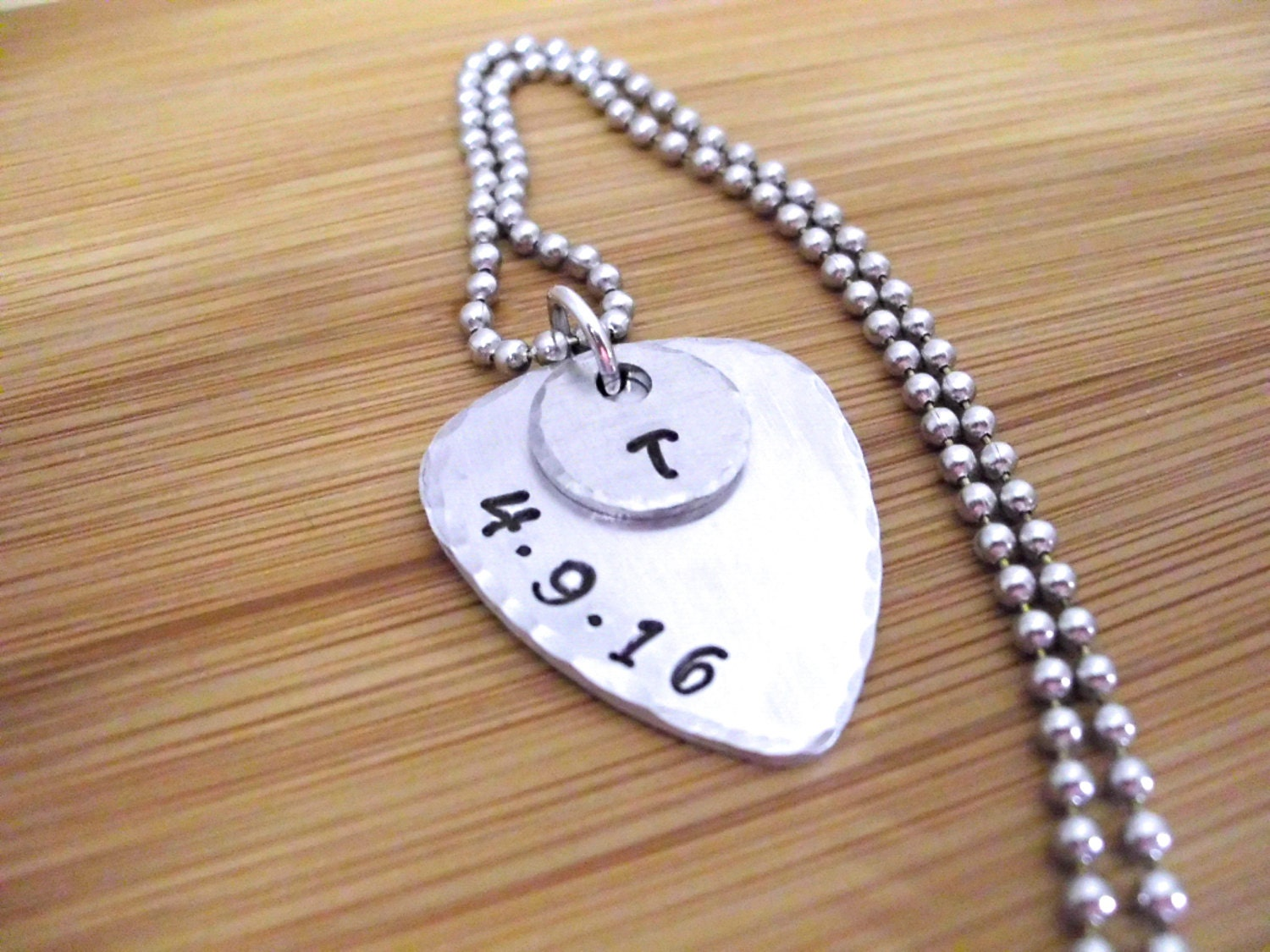 guitar pick necklace guitar pick jewelry personalized guitar