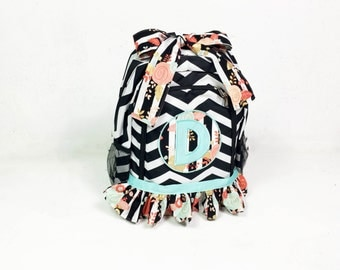 Backpacks, Back to School, School Bag, Custom Backpack, Diaper Bag, Book Bag, Monogrammed Backpack, Embroidered Backpack, Girls Backpack,