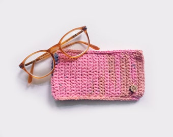 Crochet Glasses Case
