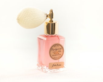 Adeline Perfume - Rose Citrus Floral - Atomizer Bottle - Eau De Toilette 1 oz