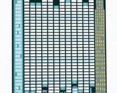 2017 Calendar City Illustrated Wall Planner