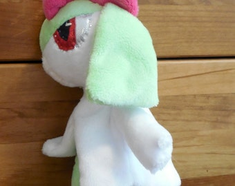Pokemon Kirlia (Macho Kirlia?) Plush