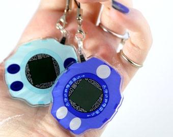 Digimon Digivice Acrylic Charm