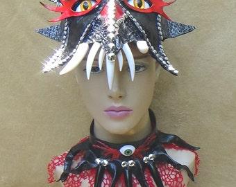Evil Beast Headdress