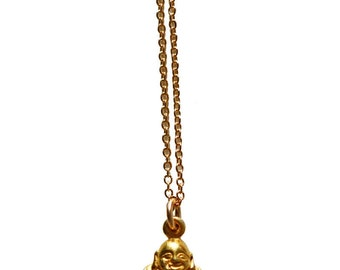 buddha necklace - petite