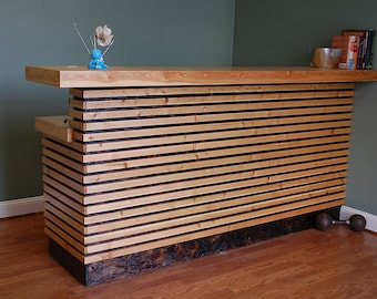 UrbanDrift Reception Desk