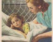 """E. Mikulina """"Favorite Fairy Tale"""" Photo Postcard -- 1958"""