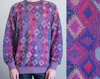 St. Croix knit sweater - L