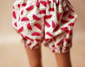 MSD Clothes Watermelon Bloomers For Ball Jointed Dolls - Last Pair