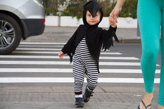 kids halloween costume crow