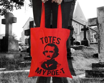 Totes My Poe-t Bag